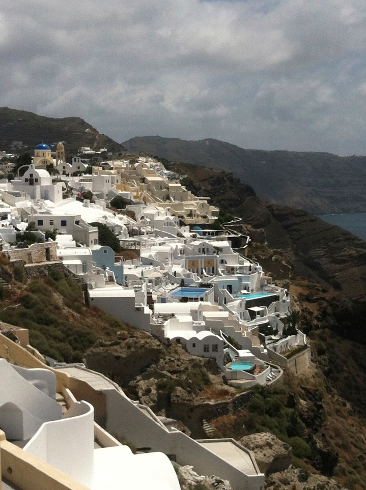 I Dream of Santorini.