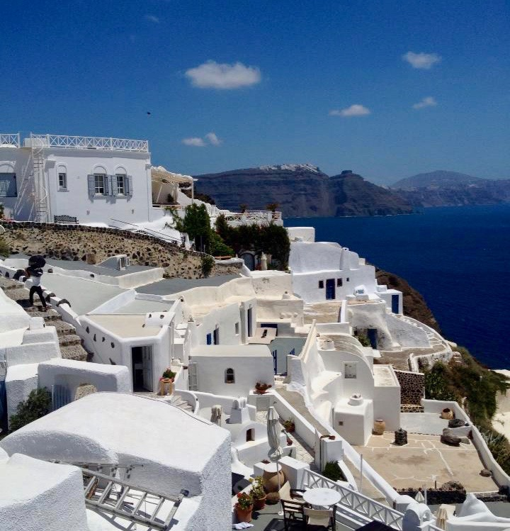 One Week in Santorini TravelGuide