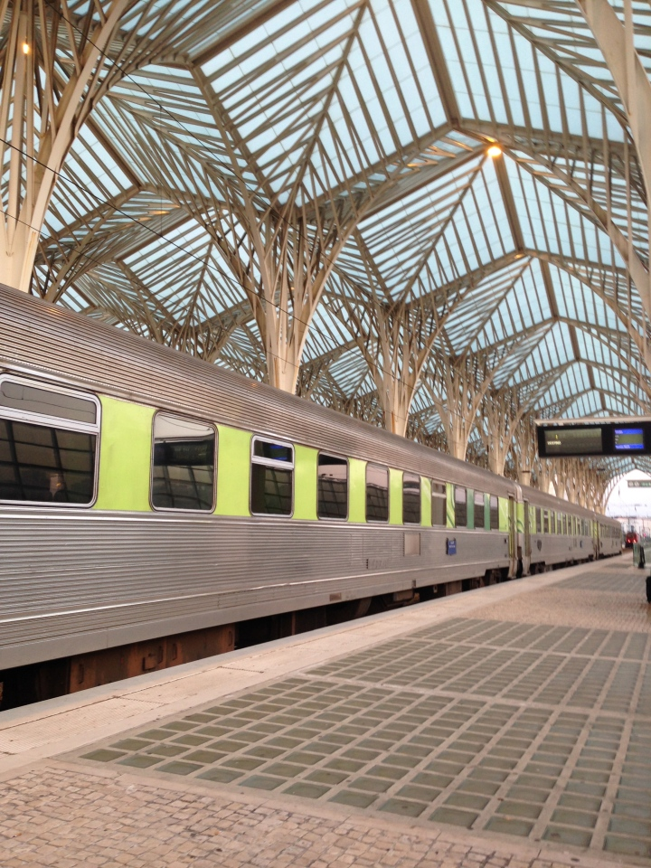 Transportation Review: the Night Train from Lisbon toMadrid