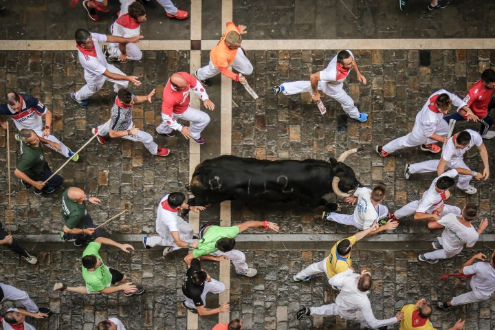 How to Survive the Running of theBulls