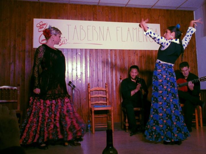 Dinner & A Show | Flamenco inMadrid