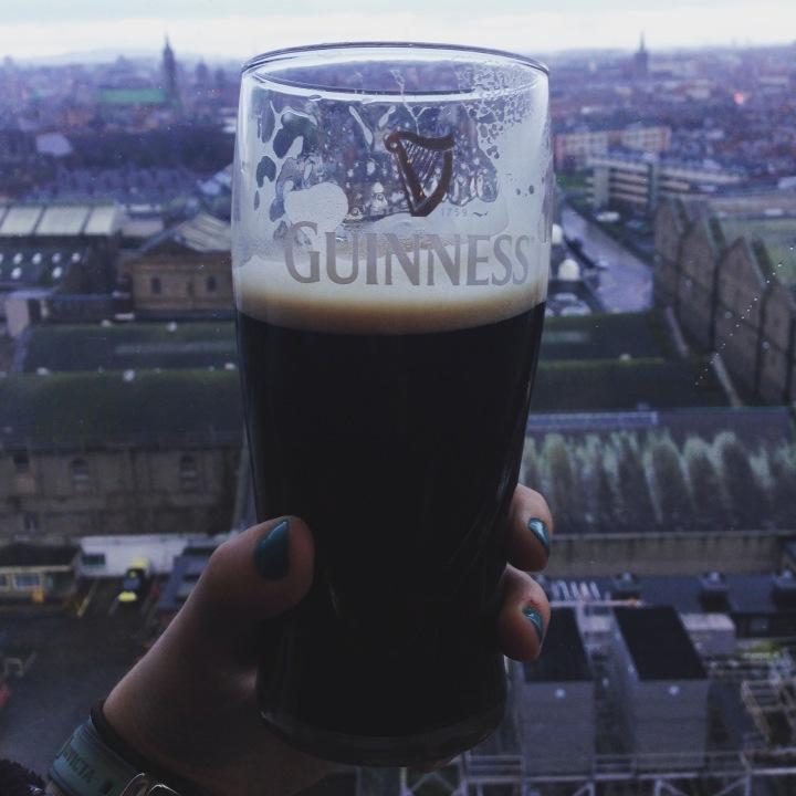Guinness & Prison | Dublin,Ireland