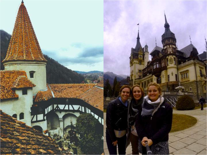 Bran & Peles Castle |Romania