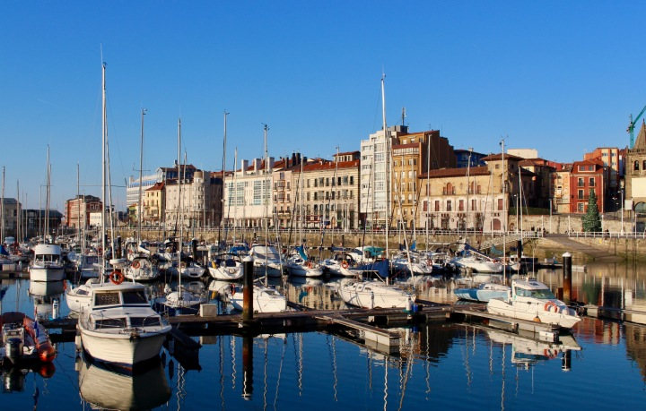 The Port of Asturias | Gijón