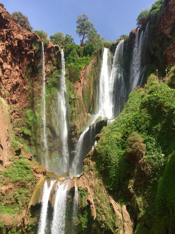 Excursion from Marrakech | Ouzoud Falls