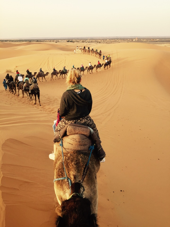 Bucket List #31 – Riding a Camel in Morocco | DESERT EXCURSION