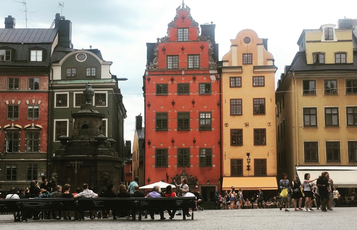 Highlights of Stockholm, Sweden