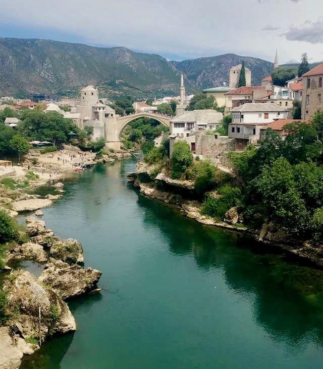 One Night Stop in Mostar | Bosnia &Herzegovina