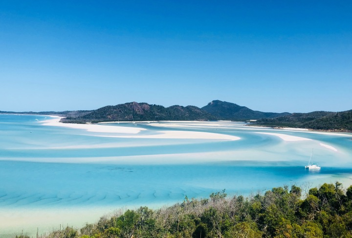 The Whitsunday Islands & Whitehaven Beach | Australia