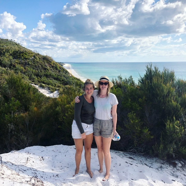 Whale Watching & Fraser Island from Hervey Bay with Tasman Ventures
