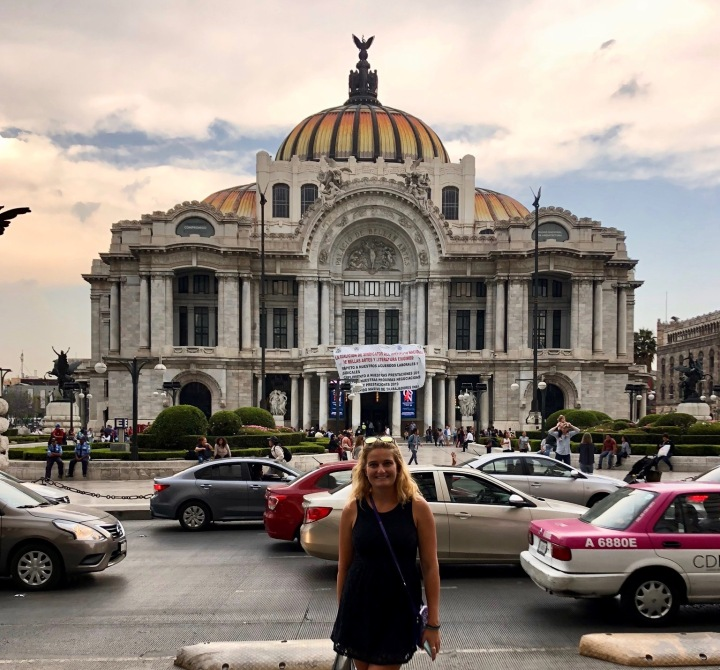 Exploring & Eating in Mexico City