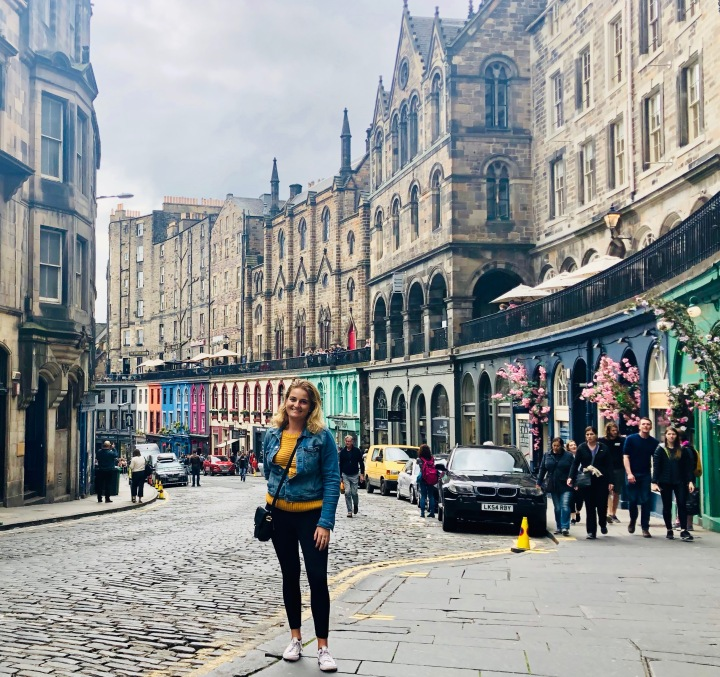 Top Sights & Things to do in Edinburgh, Scotland